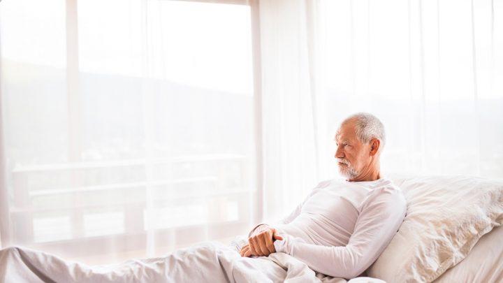 Eine große Hilfe: Seniorenbetten mit Motor
