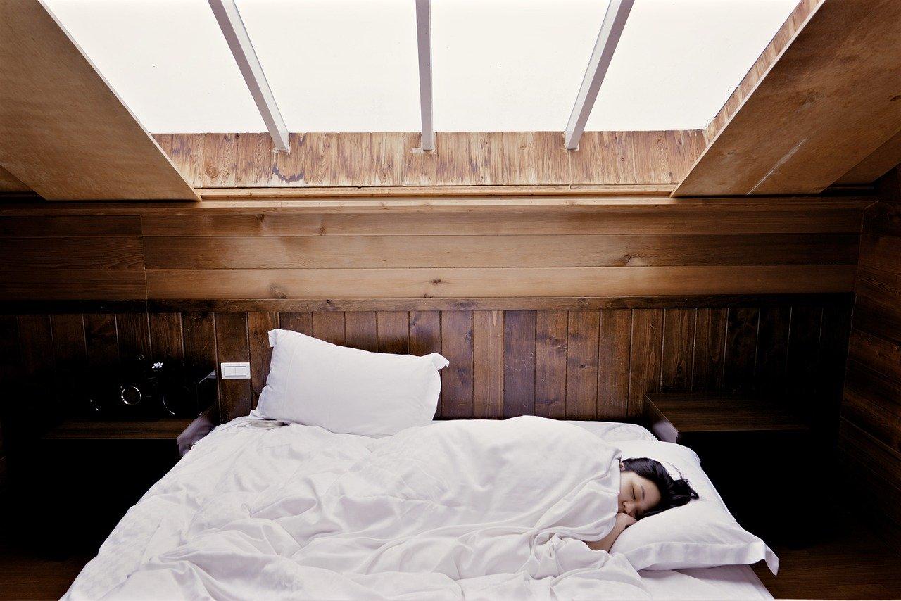 Gut schlafen – Ruhig und komfortabel schlafen